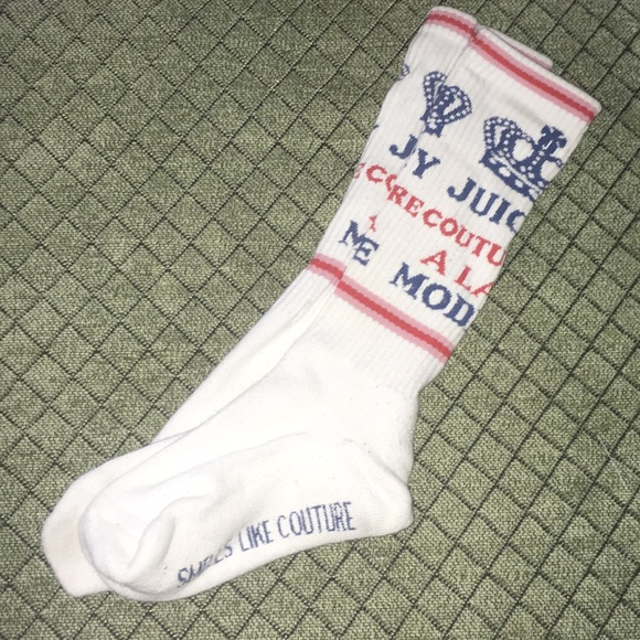 b47059acd Juicy Couture Accessories - Juicy couture knee high socks